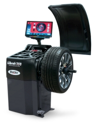 Elektr. Auswuchtmaschine Butler LIBRAK355PWS, Premium